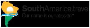 logo design southamerica.travel